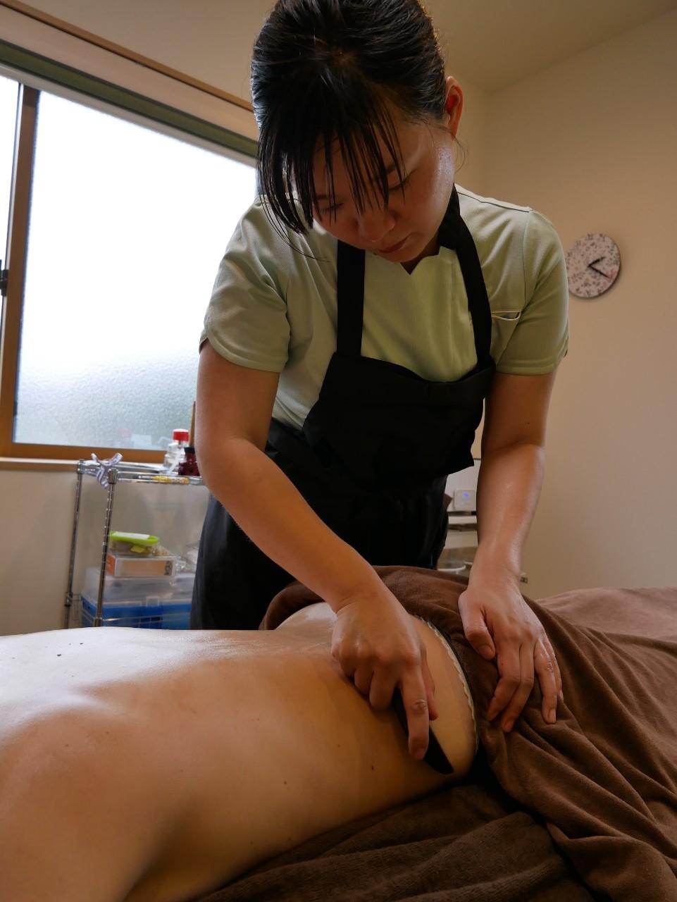 西大宮 女性専用美容鍼灸サロン心晴